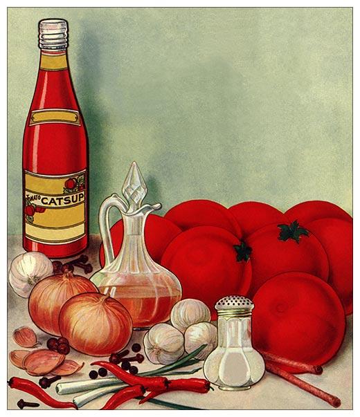 Неформатный постер Еда и Напитки / Food and Drink